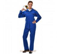 """Костюм женский с брюками Смесовая ткань """"Мастерица 37"""""""
