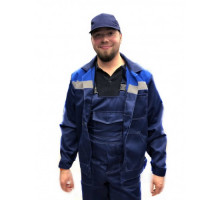 Костюм рабочий Легион-2 (куртка+полукомбинезон)