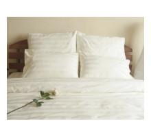 Постельное белье для гостиниц из Сатина-страйп Россия (полоса 1х1, 3х3)