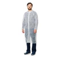 Одноразовые халаты медицинский из спанбонда 25 г/м2