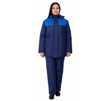 Куртка зимняя женская Снежинка