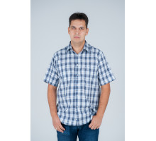 """Рубашка """"Premium"""" шотландка №9"""