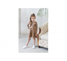 Детское платье Олененок