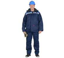 Зимняя куртка «Бригадир» С СОП